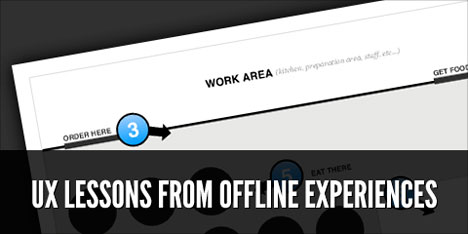 UX Lessons Learned From Offline Experiences